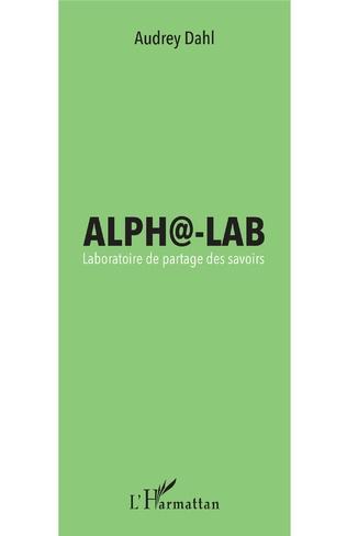 Couverture Alpha-Lab