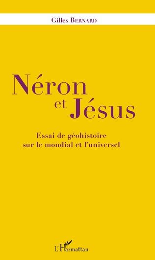 Couverture Néron et Jésus