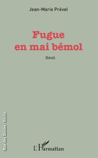 Couverture Fugue en mai bémol