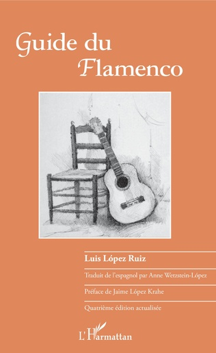 Couverture Guide du flamenco