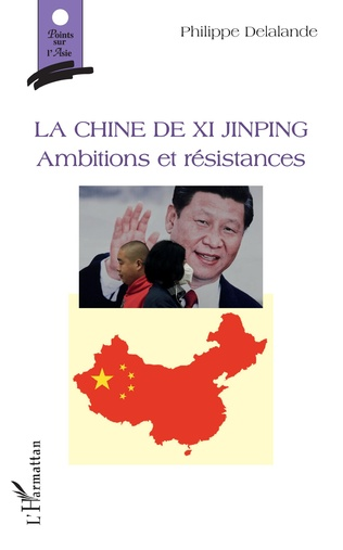 Couverture La Chine de Xi Jinping