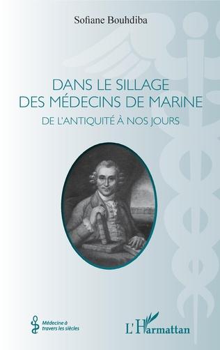 Couverture Dans le sillage des médecins de marine