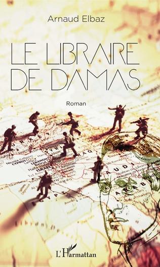 Couverture Le libraire de Damas