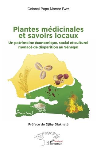 Couverture Plantes médicinales et savoirs locaux