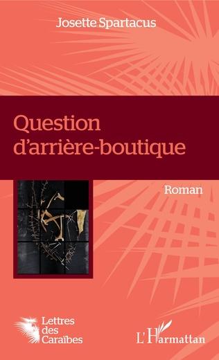 Couverture Question d'arrière-boutique