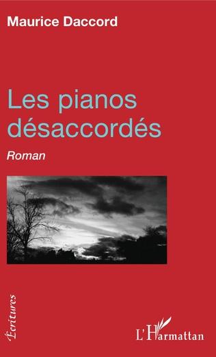 Couverture Les pianos désaccordés