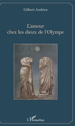 Couverture L'amour chez les dieux de l'Olympe