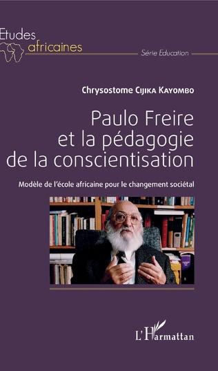 Couverture Paulo Freire et la pédagogie de la conscientisation
