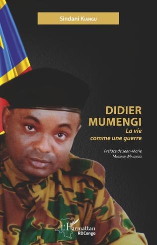 Couverture Didier Mumengi