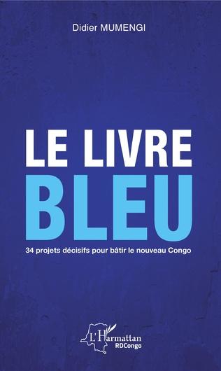 Couverture Le livre bleu