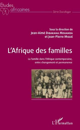 Couverture L'Afrique des familles