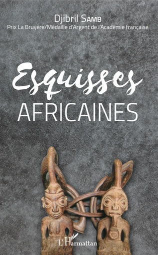 Couverture Esquisses africaines