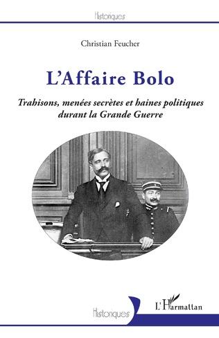 Couverture L'Affaire Bolo