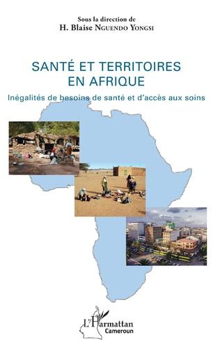 Couverture Santé et territoires en Afrique