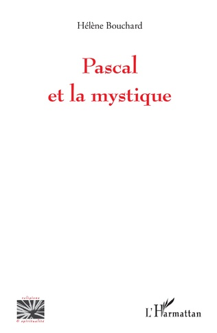 Couverture Pascal et la mystique