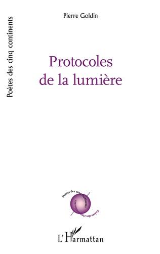 Couverture Protocoles de la lumière