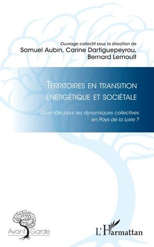 Couverture Territoires en transition énergétique et sociétale