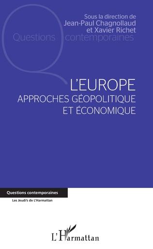 Couverture L'europe