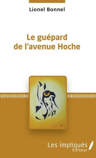 Couverture Le guépard de l'avenue Hoche