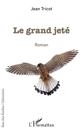 Couverture Le grand jeté
