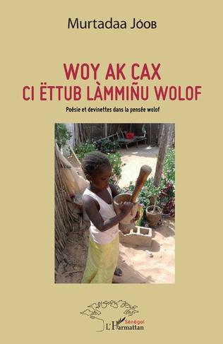 Couverture Woy ak cax ci ëttub làmmiñu wolof