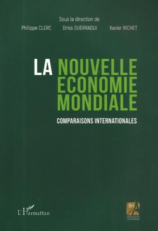 Couverture La nouvelle économie mondiale