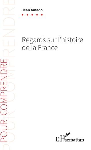 Couverture Regards sur l'histoire de la France
