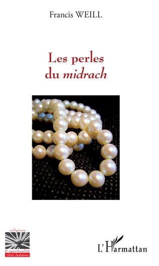 Couverture Les perles du midrach