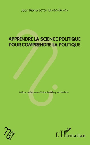 Couverture Apprendre la science politique pour comprendre la politique