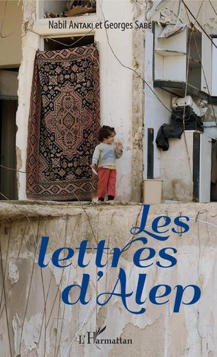 Couverture Les lettres d'Alep