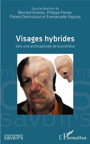 Couverture Visages hybrides