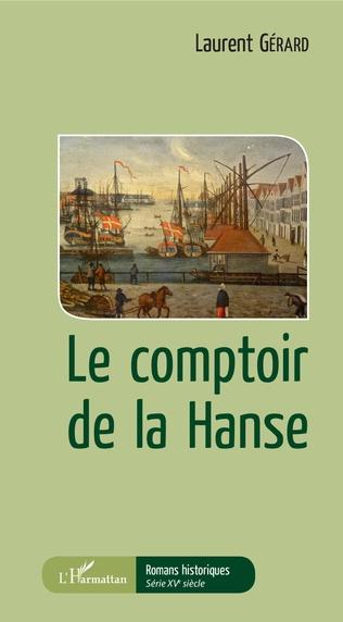 Couverture Le comptoir de la Hanse