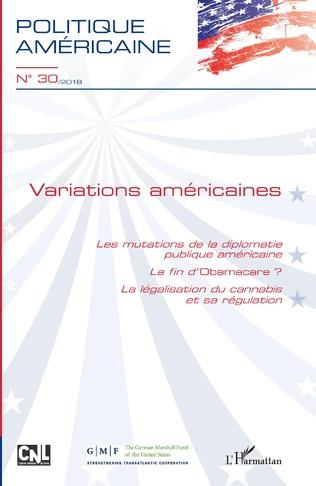 Couverture Variations américaines