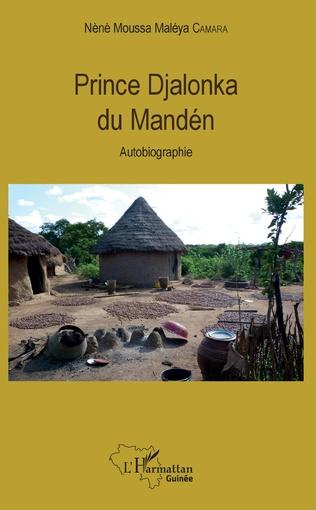 Couverture Prince Djalonka du Mandén