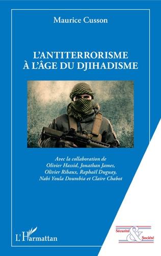 Couverture L'antiterrorisme à l'âge du djihadisme