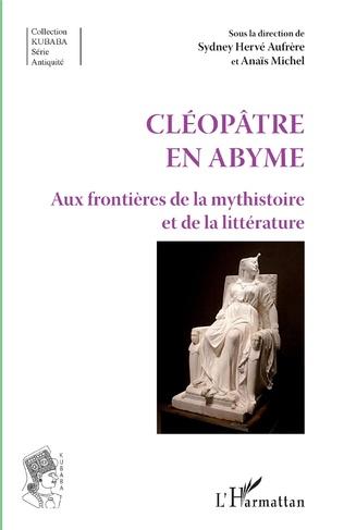 Couverture Cléopâtre en abyme