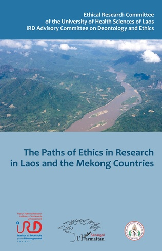 Couverture The Paths of ethics in research in Laos and Mekong countries