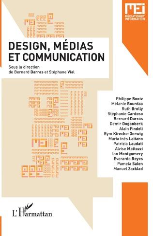 Couverture Design, médias et communication