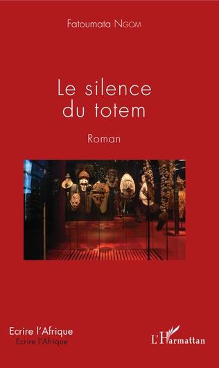 Couverture Le silence du totem