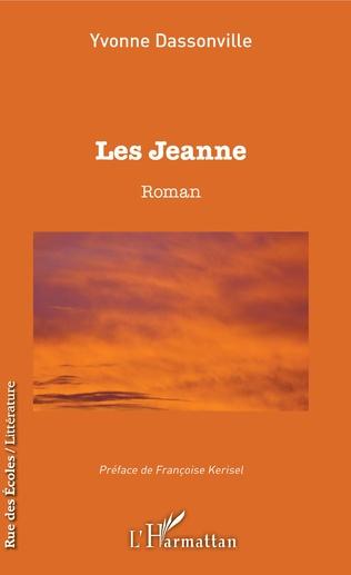 Couverture Les Jeanne