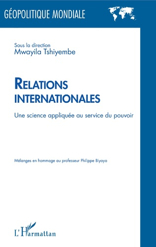 Couverture Relations internationales