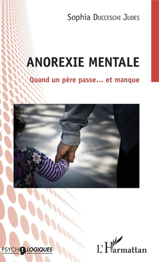 Couverture Anorexie mentale