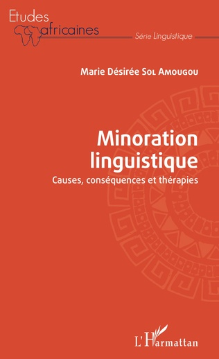 Couverture Minoration linguistique