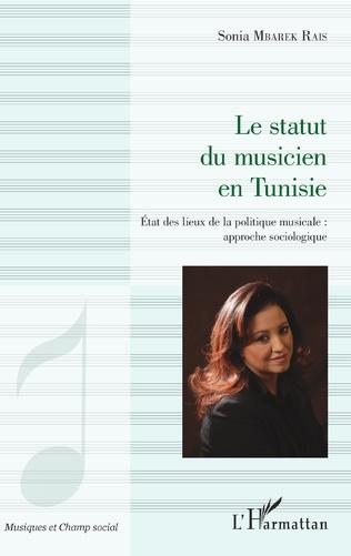 Couverture Le statut du musicien en Tunisie