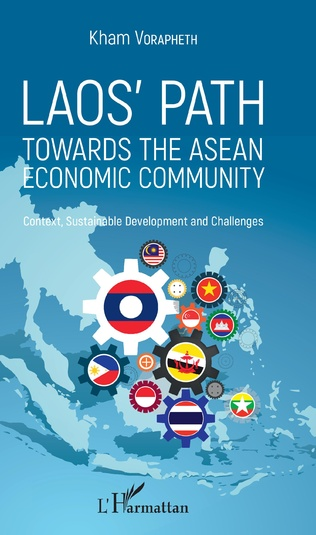 Couverture Laos' path towards the asean economic community