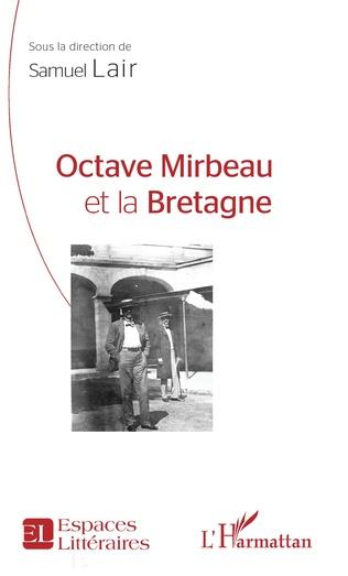 Couverture Octave Mirbeau et la Bretagne
