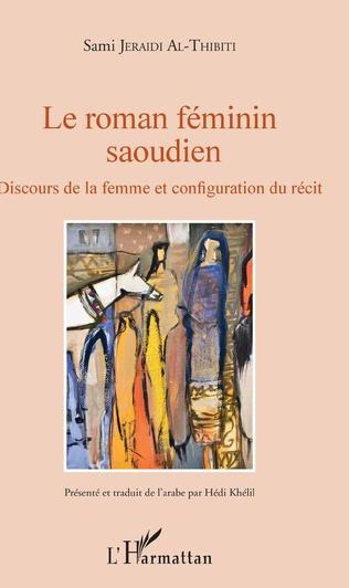 Couverture Le roman féminin saoudien