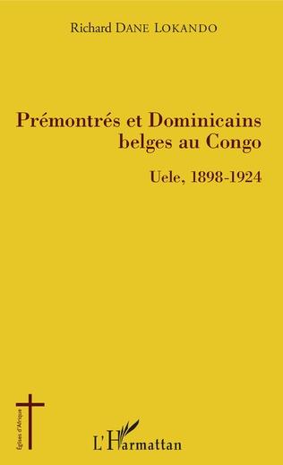 Couverture Prémontrés et dominicains belges au Congo