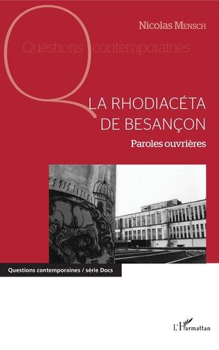 Couverture La Rhodiacéta de Besançon