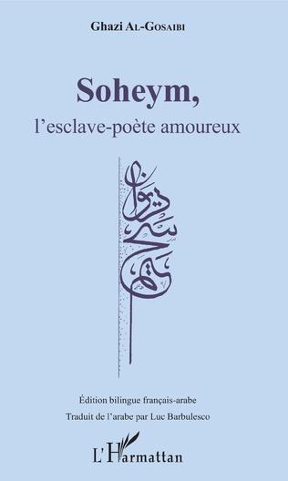 Couverture Soheym, l'esclave-poète amoureux